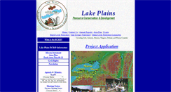Preview of lakeplainsrcd.org